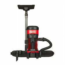 More details for milwaukee m18 fbpv-0 m18 fuel back pack vac