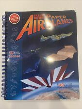 New Other Klutz Book of Paper Airplanes Craft Kit