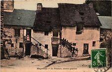 CPA Mayenne - Le Pressoir ancien quartier (255197)
