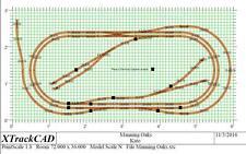 HO/N Kato Unitrack® Track Design Service-Together We'll Design Your Dream Layout