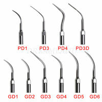 10*Dental Ultrasonic Scaler Scaling / Perio Tips for DTE Satelec Piezo Handpiece