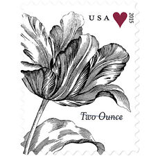 2015 71c Tulip & Heart, Special Issue Scott 5002 Mint F/VF NH