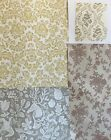 Beautiful group of 3 early French wallpapers with 1 painting 5233