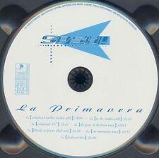 Sash! - La Primavera ° Maxi-Single-CD von 1998 °