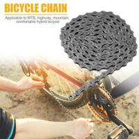 Outdoor Bike 11 Speed 116 Links Mountain Road Bike Chain Steel for Cycling Parts