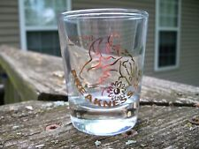 1993 PREAKNESS STAKES SHOT GLASS