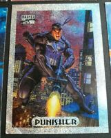 1994 MARVEL MASTERPIECES THE PUNISHER LIMITED EDITION HOLOFOIL CARD