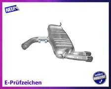 Auspuffanlage Audi A3 Sportback 1.9 TDI 77KW Bj.04-08 Auspuff Chrom