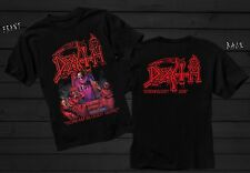 Death-SCREAM BLOODY Gore-CANNIBAL Corpse-Necrologio, T-Shirt-Taglie: S a 7XL