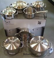 WMF Gourmet Plus 7 tlg. Topfset NEU / OVP Made in Germany