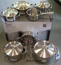 WMF Gourmet Plus 7 tlg. Topfset NEU / OVP Made in Germany