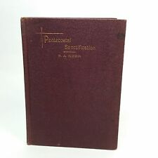Pentecostal Sanctification And Other Topics By S A Keen Vintage Religious Book