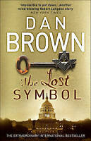 The Lost Symbol by Dan Brown, Good Book (Paperback) FREE & Fast Delivery!
