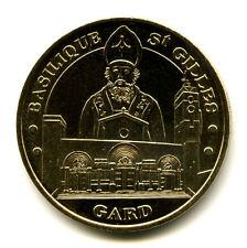 30 SAINT-GILLES Basilique, 2004, Monnaie de Paris