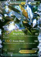 Pokemon Black Kyurem EX Holo - 101/149 - Proxy Karte - Kyurem