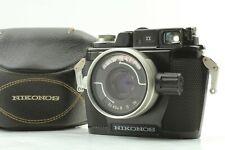 [Exc++++] Nikon Nikonos II Underwater Film Camera w/ 35mm f/2.5 From JAPAN #174