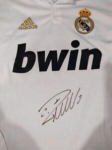 Cristiano Ronaldo Signed Jersey Shirt