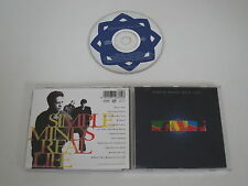 SIMPLE MINDS/REAL LIFE(VIRGIN CDV 2660) CD ALBUM