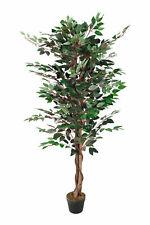 XL arte planta con olla 160 cm-ficus-DEKO planta habitación planta artificialmente