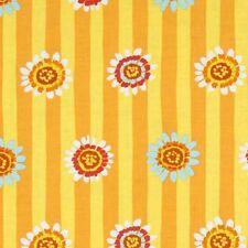 Kaffe Fassett Regency Stripe Cotton Fab PWGP146 Yellow Fall 2014 Collection BTY