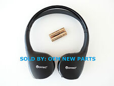 1 NEW Headphones Chrysler Dodge Jeep 2 Channel UConnect Wireless Genuine OEM