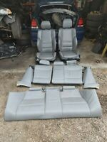 BMW E46 M Sport coupe Leather Seats Grey with door cards