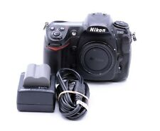 NIKON D300 12.3MP DIGITAL SLR CAMERA BODY 158,948 SHUTTER ACTUATIONS