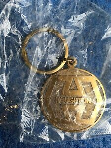 E.F. Houghton Key Chain 125th Anniversary 1965-1990