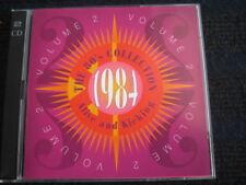 2CD Time Life  The 80's Collection  1984  Alive and Kicking  Neuwertig TL 544/11