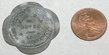 Good for 25 cents Hickey Brothers Store Duluth Minnesota MN token Zinc