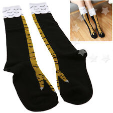 Women Chicken Foot Socks Leg/Knee Socks Chicken Socks Performance Stockings