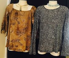 """Maternity """"2 Tops""""  New w/tags"""
