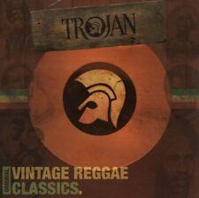TROJAN Vintage Reggae Classics LP Vinyl NEW 2016
