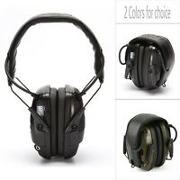 Electronic Ear Defenders Shooting Earmuffs Headphones For Howard Leight Impact