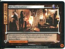Buffy CCG TCG Angels Curse Limited Edition Card #7 50's Time Capsule