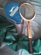 Racchetta Tennis legno vintage epoca antica Slazenger Challenge 70 old racket