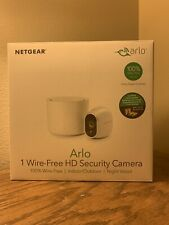 Arlo 720P HD Security Camera System VMS3130 - 1 Wire-Free Battery Camera with In