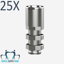 X 25 Straumann Bonelevel NC 3.3 Implant Analog