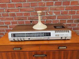 Telefunken Cavatine Vintage Radio Kassette Anlage Receiver mit Antenne