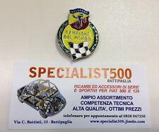 FIAT   500 -126  FREGIO SMALTATO CAMPIONE DEL MONDO ABARTH