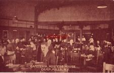 CAFETERIA, HOSTESS HOUSE, CAMP MILLS, NY Y.W.C.A. on Long Island
