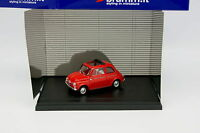 Brumm 1/43 - Fiat 500 D Rouge 1972