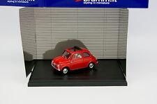 Brumm 1/43 - Fiat 500 D Rojo 1972