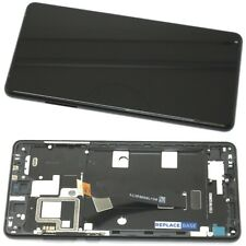 For Xiaomi Mi Mix 2 Replacement LCD Touch Screen Assembly With Frame Black OEM