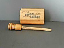 Penns Woods Sweet Talker Turkey Call with Striker