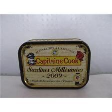 Sardinen in Olivenöl, Jahrgang 2009, Frankreich (Jahrgangs-Ölsardinen), 115g