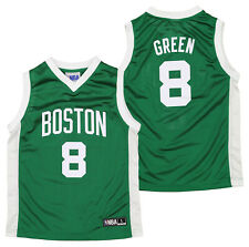 Outerstuff NBA Youth (4-18) Boston Celtics Jeff Green #8 Player Jersey