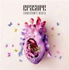 Tomorrow's World 5099967972623 by Erasure CD