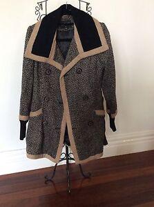 Seduce Coat Sz 10 Near New Pd$300