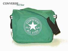 Sport Bag by CONVERSE *FLAP BAG* Shoulderbag bottle green* Shopper Tasche* NEU